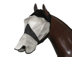 Premium Fly Veil with Nose Cover