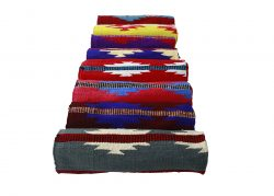 CASHMILON WOOL BLANKET 30 X 30 - Assorted Colours
