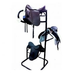 Triple Saddle Display Stand