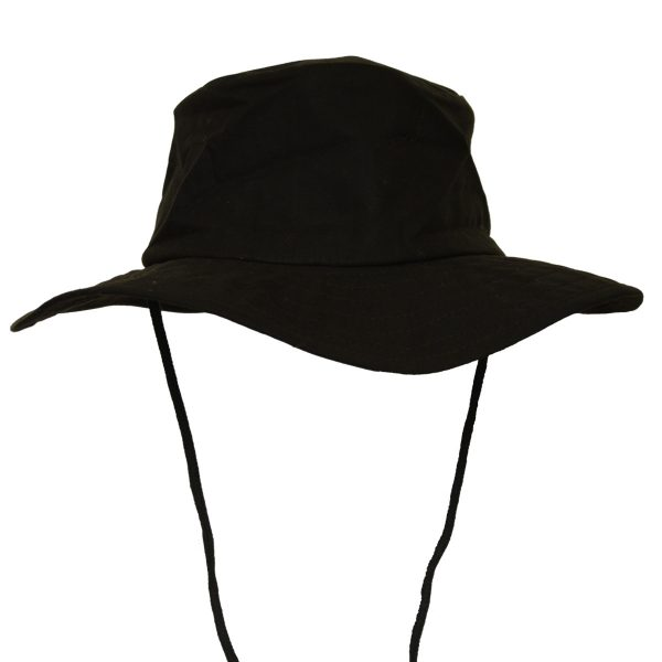 Syd Hill Oilskin Swagman Hat