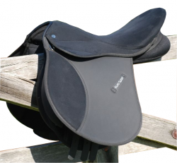 Euro Sport Easy Care Saddle - All Purpose/Dressage