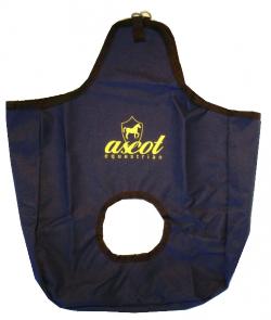Ascot Hay Bag Black
