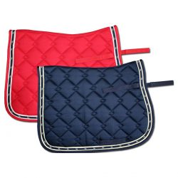 Deluxe Trim Saddle Cloth