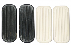 Stirrup treads (for 2 Bar and Peacock Safety irons)