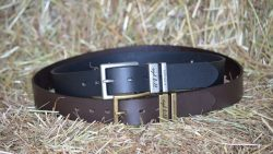 Syd Hill Leather Drover's Belt