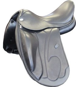 Harry Dabbs Platinum Paris Dressage Saddle - Monoflap