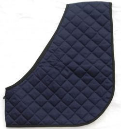 Ascot Bib - Quilted