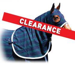 Ascot Blackwatch Tartan Wool Hood - SAVE $50!