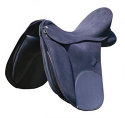 "Euro Sport ""Professional"" Dressage Saddle - Synthetic"