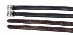 Soft Stiched Stirrup Leathers
