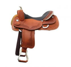 Syd Hill Western Traditional Saddle
