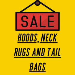Hoods, Neck Rugs and Tail Bags
